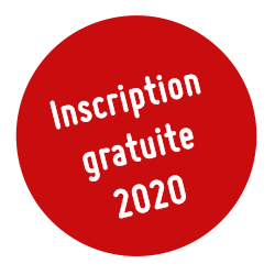 Inscription gratuite 2020